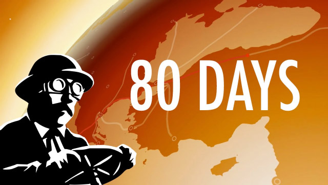80 Days – Review [iOS, Android]