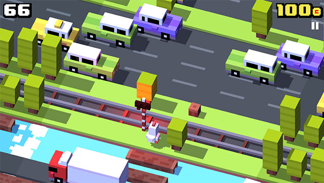 Crossy Road banks $3M in revenue from Unity video ads. Here's why.