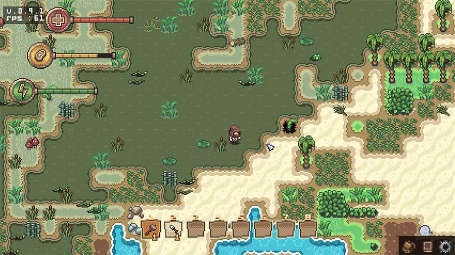 Craft Game For Pc : Indie game buzz forsaken isle review pc