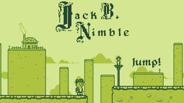 Jack B. Nimble – Review [iOS]