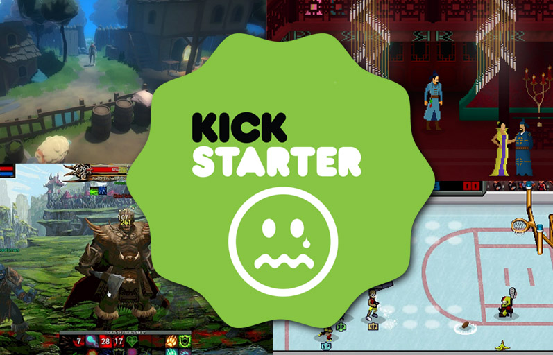 5 struggling Indie Kickstarters worth showing some love