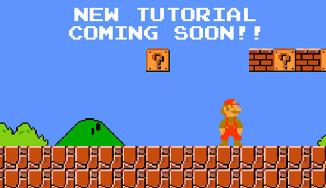 [Upcoming]  Create a Super Mario Bros style game in Unity