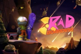 RAD Boarding mobile game