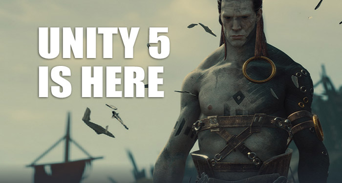 Unity 5 is officially available for download!