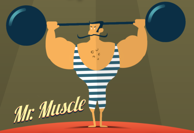Mr Muscle – Review [iOS, Android]