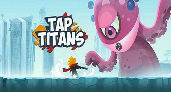 Tap Titans – Review [iOS, Android]
