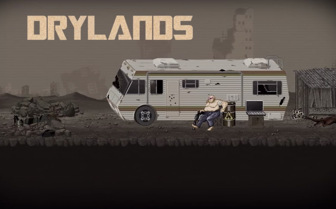 Drylands launching this week – Step into the 90s
