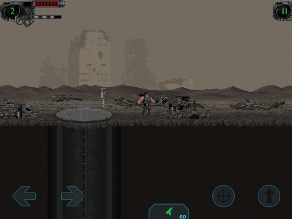 Drylands ios game