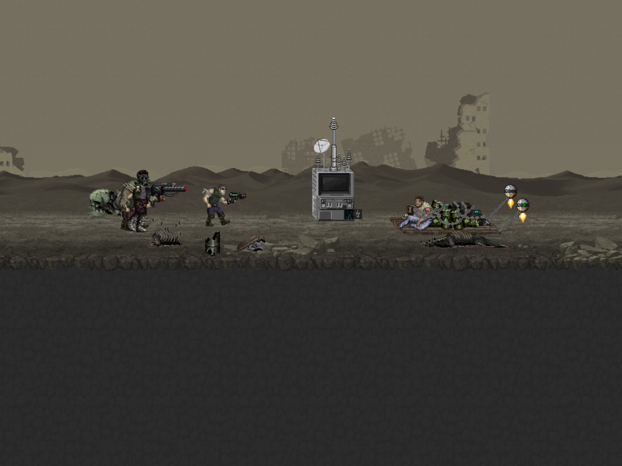 indie game buzz drylands launching this week u2013 step into the 90s