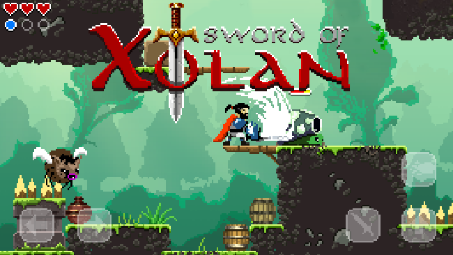 Sword of Xolan – Review