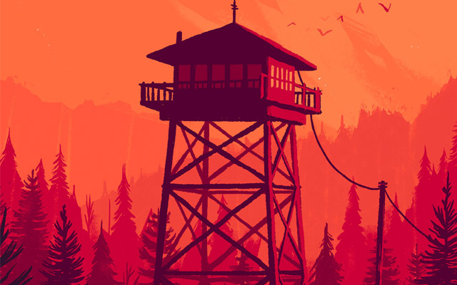 Firewatch E3 First look