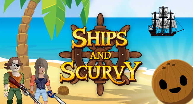 Ships and Scurvy: First look preview!