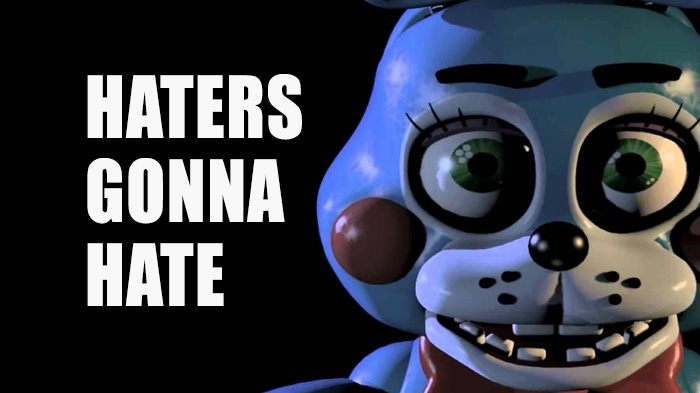 Five Nights at Freddy's creator addresses haters