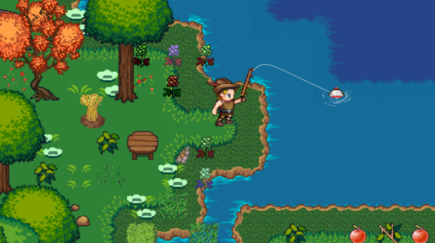 Indie game buzz a tale of survival review for Survival crafting games pc