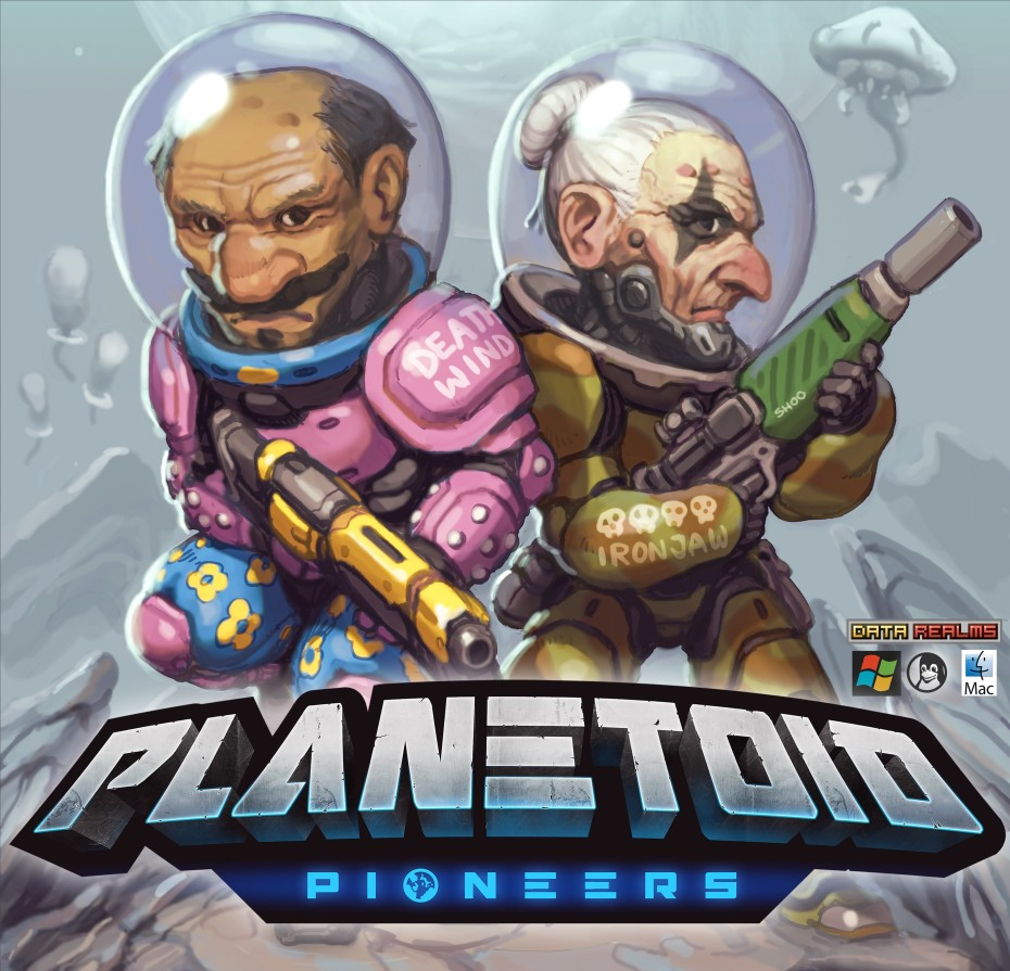 Planetoid pioneets hits Steam Early Access
