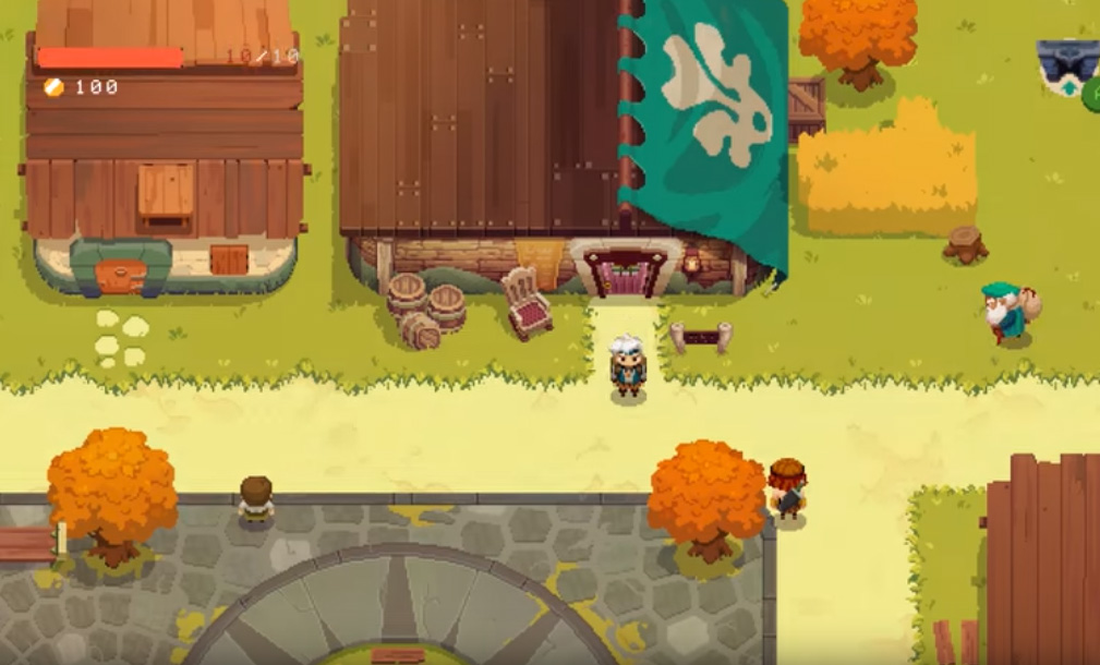 Moonlighter an RPG Roguelike looking good on Kickstarter