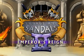 Swords and Sandals Feature Image