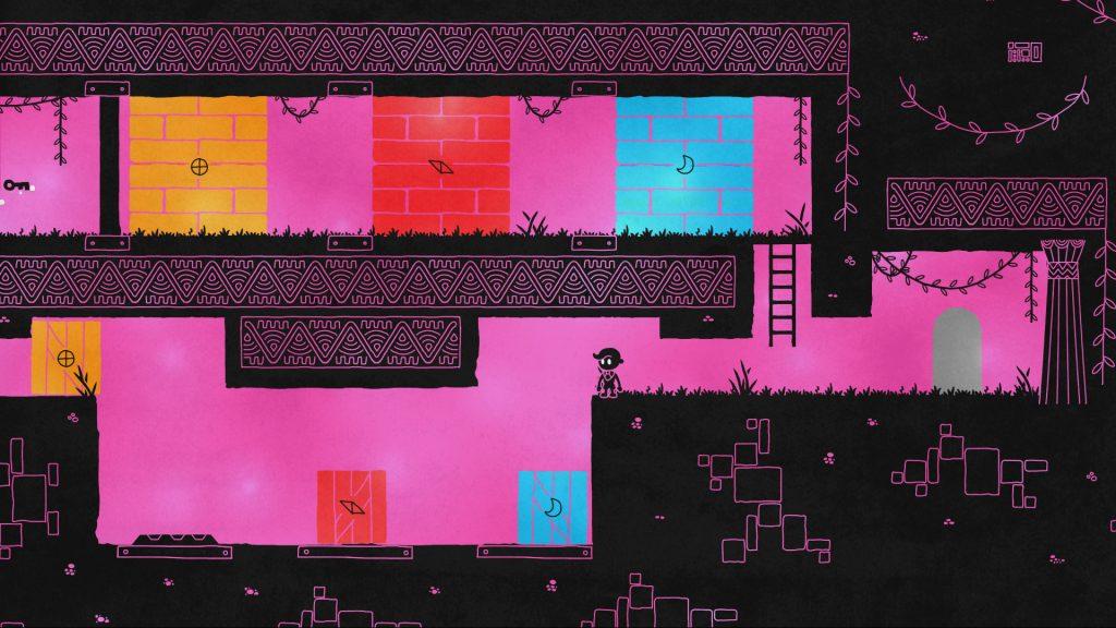 hue indie game
