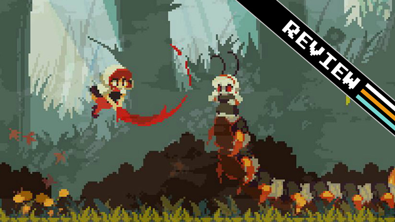 Momodora: Reverie Under The Moonlight – Indie game review