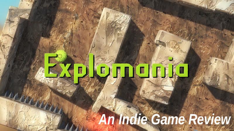 Explomania – Exploding Balls!