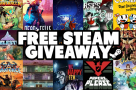 free steam key give away