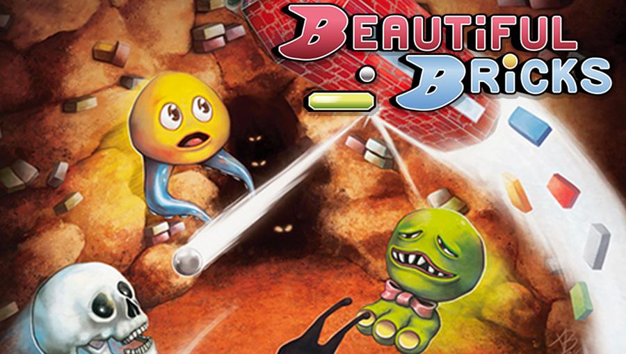 Beautiful Bricks – The Ultimate 4 Player Brick Breaker