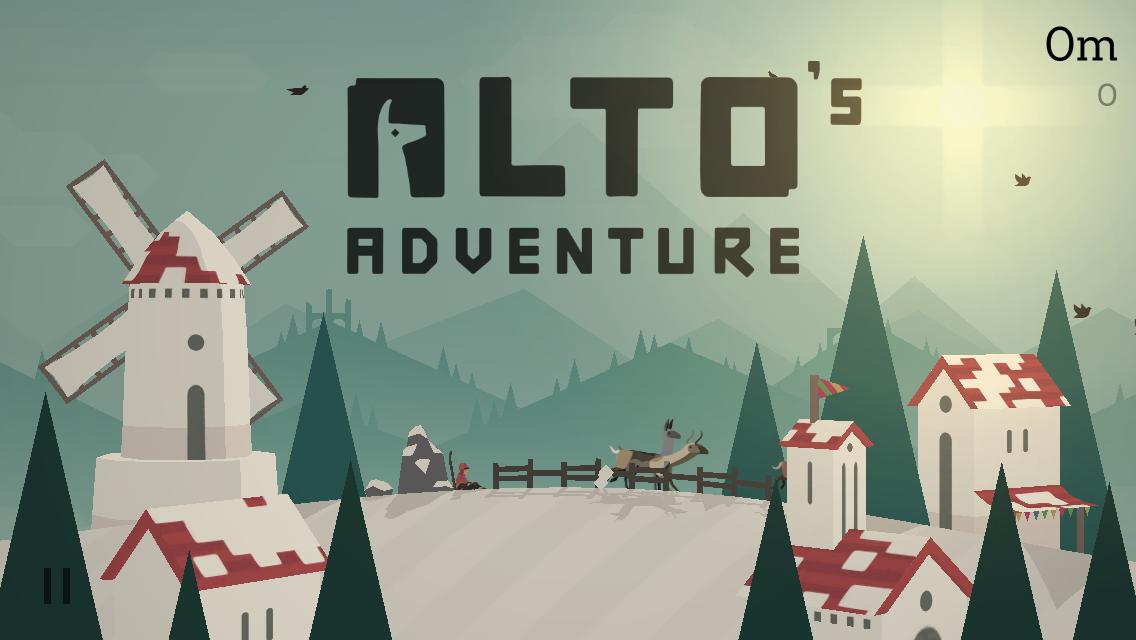 Alto's Adventure Review [iOS]