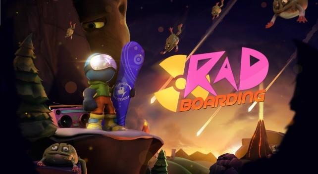 RAD Boarding – Review [iOS]