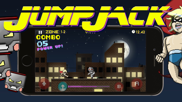 Jump Jack – Just launched, first look review