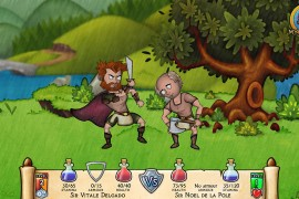 you are a knight ios indie game