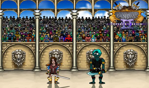 Swords and Sandals 2 Redux: Developer Preview