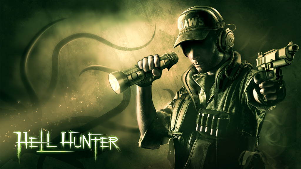 Interview with Ballistic Interactive about their upcoming indie game Hellhunter