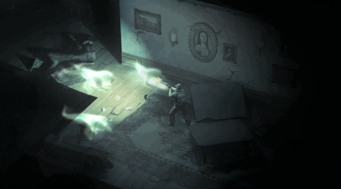 Hellhunter upcoming ghost hunting RPG