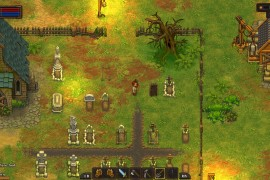 grave yard keeper indie game
