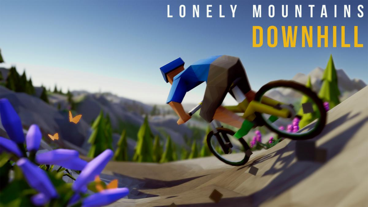 Lonely Mountains: Downhill. A biking thrill ride through the wilderness