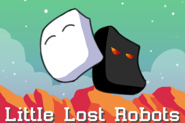 little lost robots indie game
